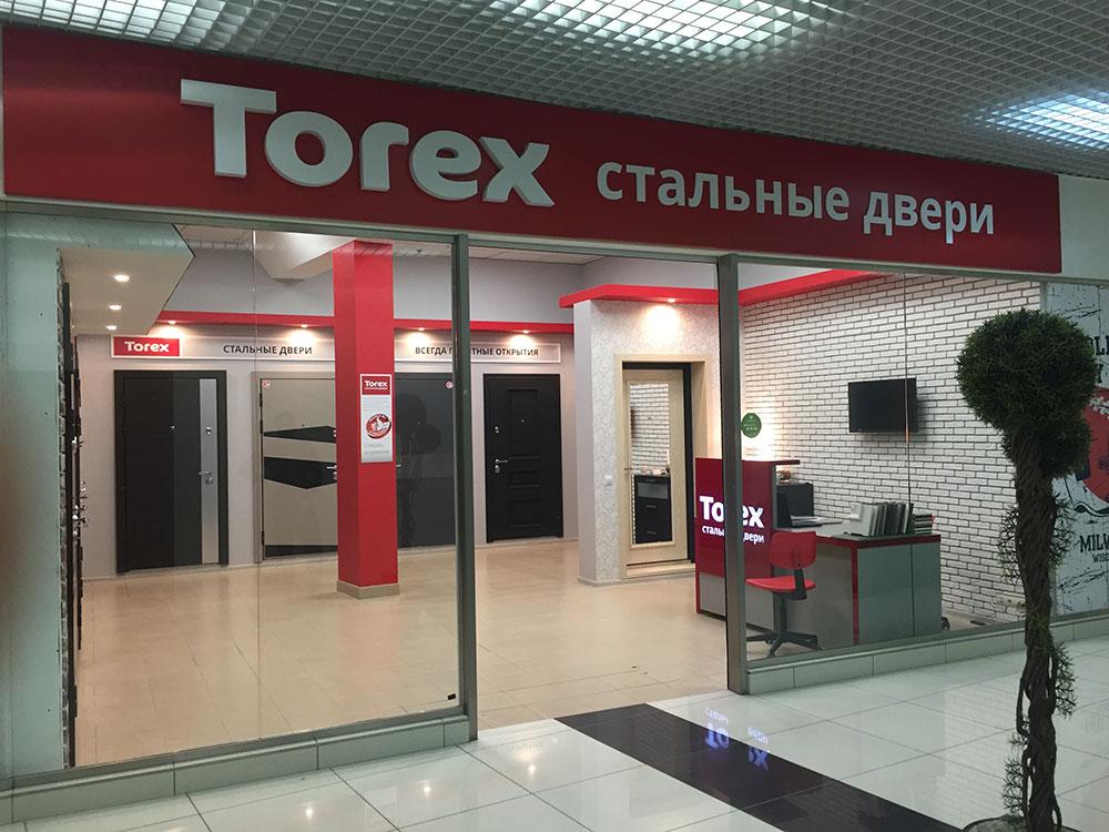 Стальные двери Torex в Москве