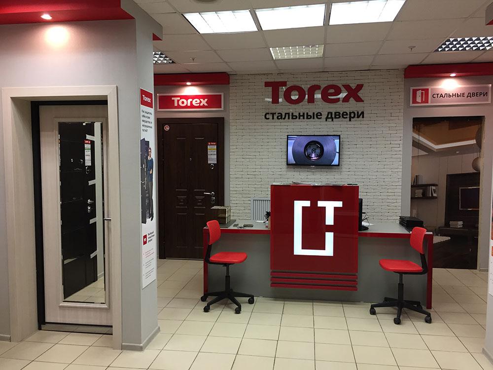 Стальные двери Torex в городе Подольск