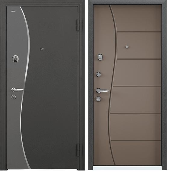 Дверь Torex SUPER OMEGA-10 MAX SP-8GN RS-14 Молочный шоколад