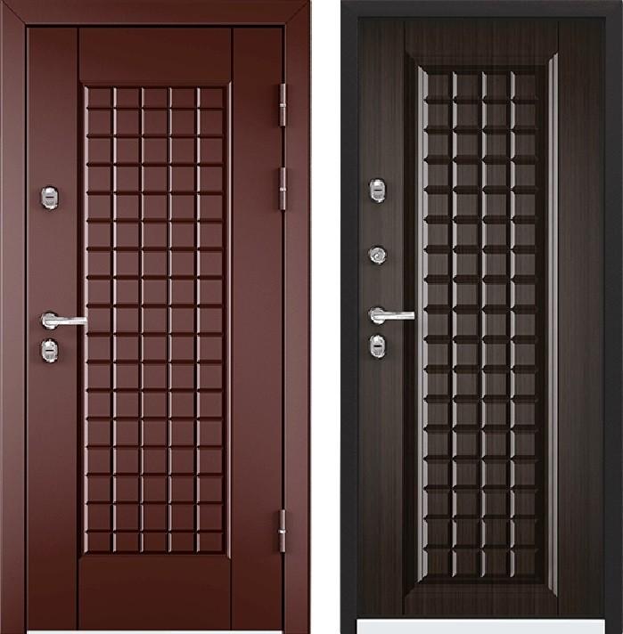 Дверь Torex Snegir 45 РP OS45-09 RAL-8017 (коричневый)  S45-09  Венге конго