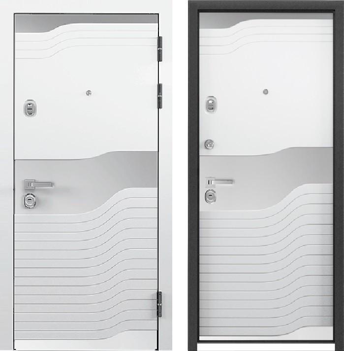 Дверь Torex Professor 4+ 02 РP NEO-2 КТ Белый NEO-2 КТ Белый