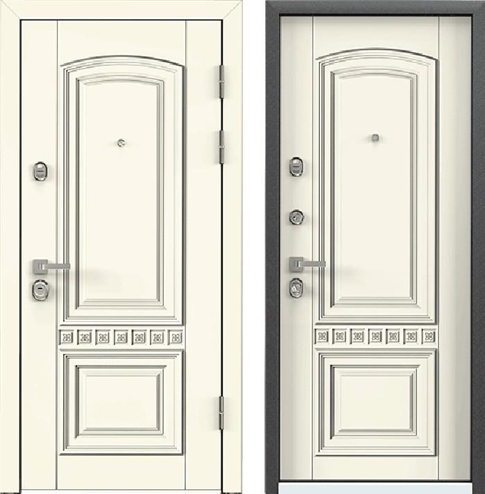 Дверь Torex Professor 4+ 02 РP 5D6 Слоновая кость 5D6 Слоновая кость