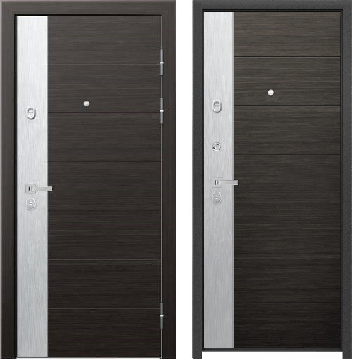 Дверь Torex Professor 4+ 02 РP NEO-3 Венге поперечное NEO-3 Венге поперечное