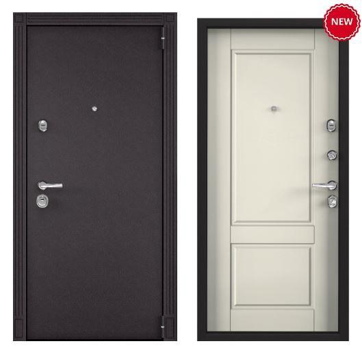 Дверь Torex SUPER OMEGA 100 - RAL 8019 SO-NC-1 Слоновая кость