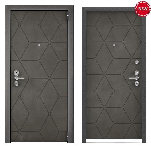 Дверь Torex ULTIMATUM NEXT HT-3 ПВХ HT-3 ПВХ Бетон серый