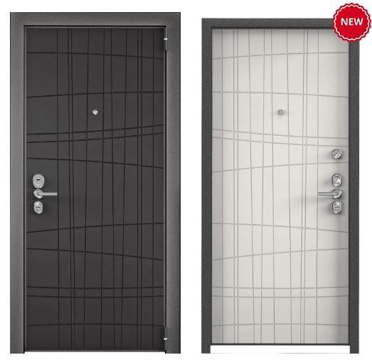 Дверь Torex ULTIMATUM NEXT HT-5 СТ Графит матовый HT-5 СТ Милк матовый