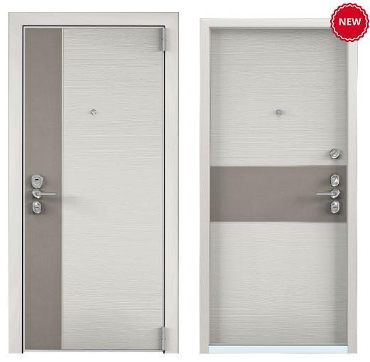 Дверь Torex ULTIMATUM NEXT LP-4 TSS LP-2 TSS Снежная пиния