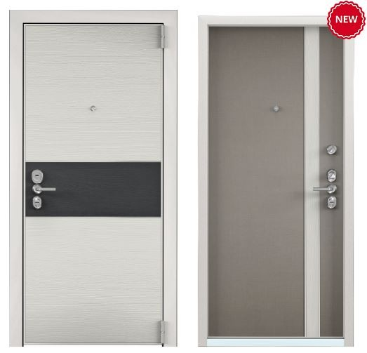 Дверь Torex ULTIMATUM NEXT LP-2 TSS Снежная пиния LP-4 TSS Линен