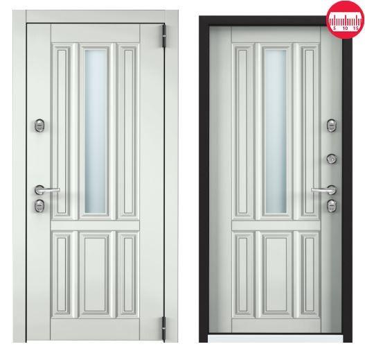 Дверь Torex Snegir Соttage 01 SNG-1 RAL 9016 SNG-1 RAL 9016 белый