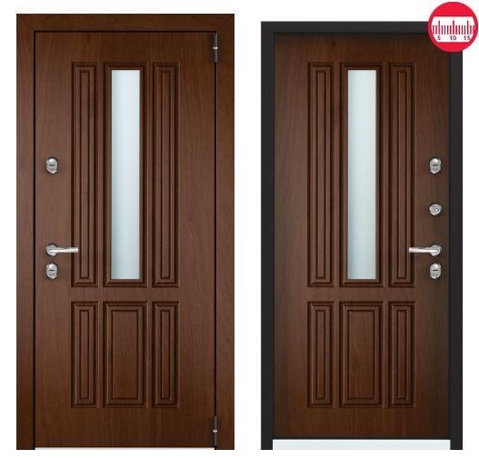 Дверь Torex Snegir Соttage 01 SNG-1М ФМ SNG-1М ФМ Красное дерево