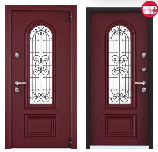 Дверь Torex Snegir Соttage 02 SNG-2 RAL 3005 SNG-2 RAL 3005