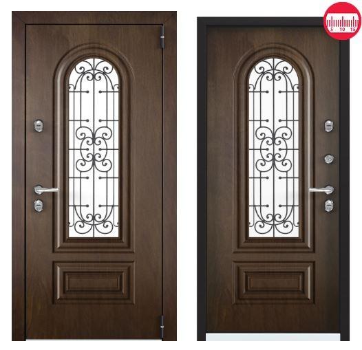 Дверь Torex Snegir Соttage 02 SNG-2M ФМ SNG-2M ФМ Американский орех