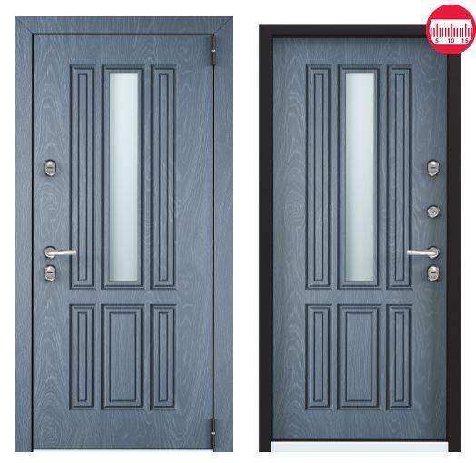 Дверь Torex Snegir Соttage 01 SNG-1М ФМ SNG-1М ФМ Синий гиацинт